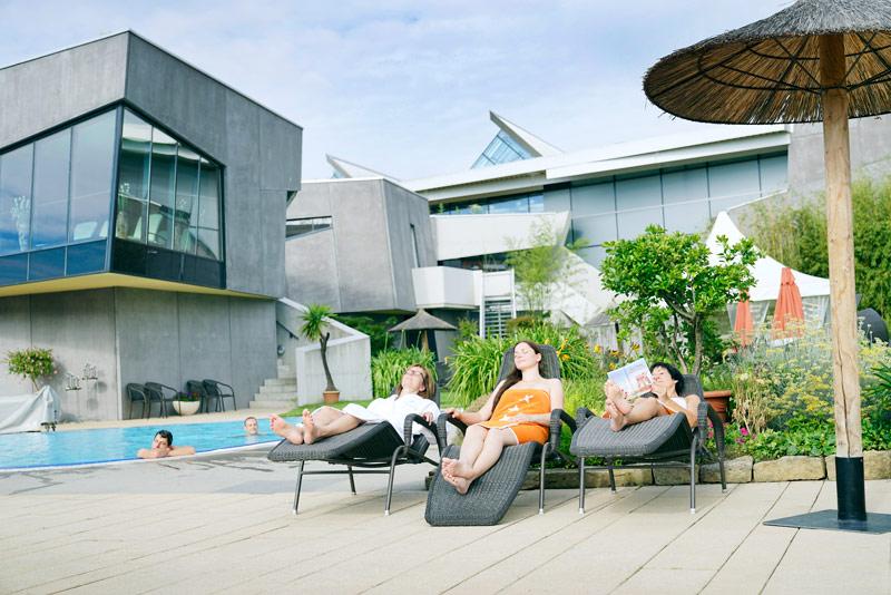 wellness spa stuttgart saunagarten fildorado fildorado. Black Bedroom Furniture Sets. Home Design Ideas